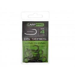 CarpPro Long Shank Black Nickel
