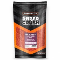 Sonubaite Super Crush Spicy Meaty Method Mix 2 kg