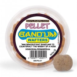 Sonubaits Semi Buoyant Band Um Pellet 7mm