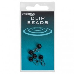 Drennan Clip Beads 4mm