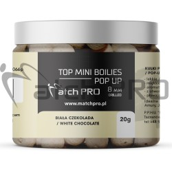 Top Mini Boilies Pop Up 8 mm Guma Balonowa