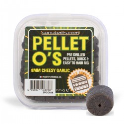 Halibut Pellet O's 8mm