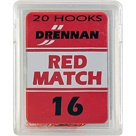 Drennan Red Match