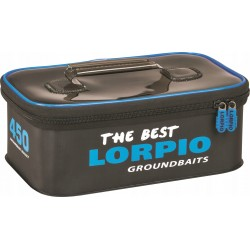 Lorpio Eva Groundbait Bucket With Cover 250