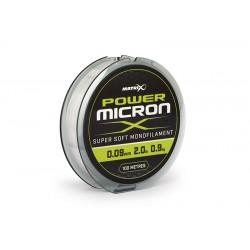 POWER MICRON X - 0.09mm - 2.0lb 100m