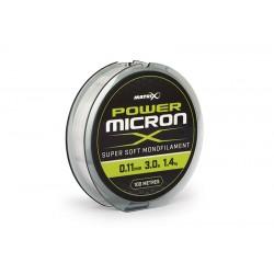 POWER MICRON X - 0.10mm - 2.5lb 100m