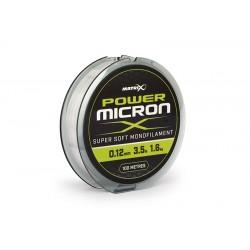 POWER MICRON X - 0.11mm - 3.0lb 100m