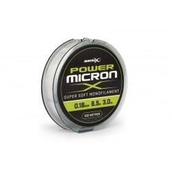 POWER MICRON X - 0.16mm - 5.5lb 100m