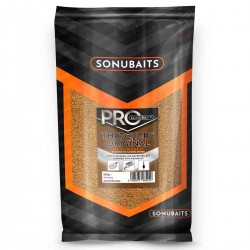 Sonubaits Pro Groundbait 900g - Pro Thatchers DARK
