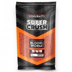 Sonubaits Supercrush - Bloodworm Groundbait