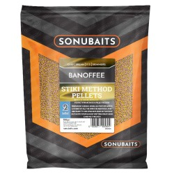 Sonubaits Stiki Method Pellets 2mm - Banoffe