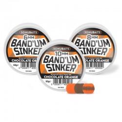 Sonubaits Band'Um Sinker 6mm - Banoffee