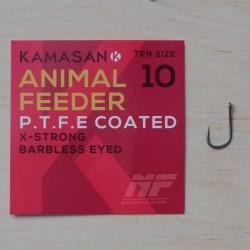 Kamasan Animal Feeder PTFE Coated