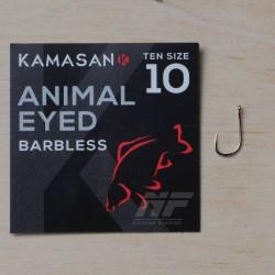Kamasan Animal BARBLESS Eyed