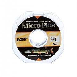 Plecionka stalowa Jaxon Micro Plus 5m