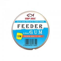 Feeder Gum 0,6mm Top Mix