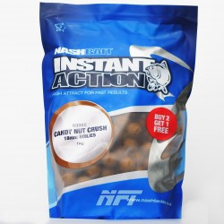 Nash Candy Nut Crush Boilies 18mm 1kg