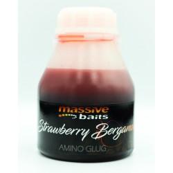 Amino Glug Strawberry Bergamotta 250ml