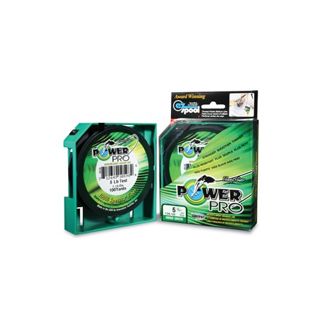Shimano Power Pro 0,06mm 135m 3kg/6 5lb Moss Green