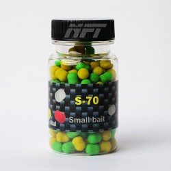 MC KARP Small Bait 4mm - Tutti Frutti