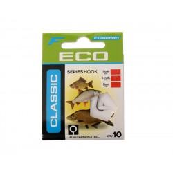 Flagman ECO Classic Hooks To Nylon s2, 50cm/10szt