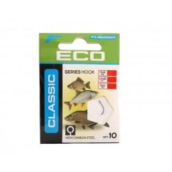Flagman ECO Classic Hooks To Nylon s4, 50cm/10szt