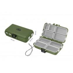 Pudełko Delphin TBX Duo 114-9P 114x62x34mm