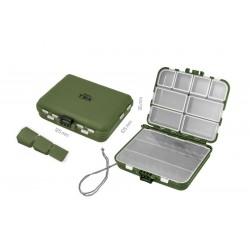 Pudełko Delphin TBX Duo 125-11P 125x105x35mm