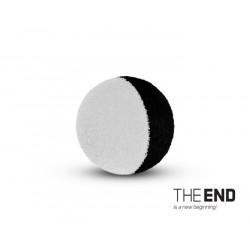 THE END ZIG RIG czarno białe / 10ks 12mm