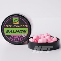 Solbaits Wafters 6mm - Salmon