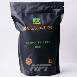 Solbaits Method Pellet 1kg 2mm