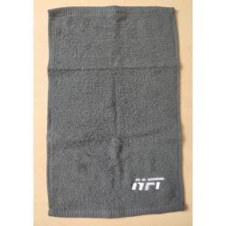 Ręcznik klubowy NFT - Turkusowy 30x50cm