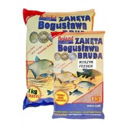 Boland zanęta popularna 3 kg Karp, Amur, Big Fish