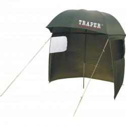 Parasol Traper z tylną ścianką 250cm