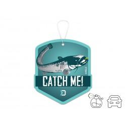 Zapach samochodowy Delphin CatchME! SANDACZ Green tea
