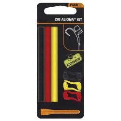 Zestaw FOX EDGES Zig Aligna - Kit (red/yellow/black)