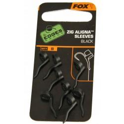 FOX Zig Aligna Sleeves x 8 Yellow