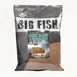 Big Fish Marine Halibut & Frenzied Hemp Method Mix