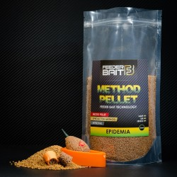 Method Pellet Feeder Bait Epidemia