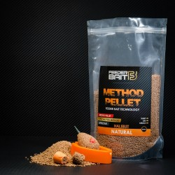Micro Pellets Feeder Bait Natural 2mm Halibut