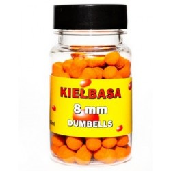Dumbels 8 mm Kiełbasa