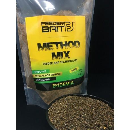 Method Mix Epidemia Dark