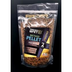 Prestige Natural Pellet 2mm  - Feeder Bait