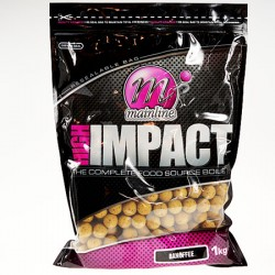 High Impact Boilies Banoffee 20mm, 1 kg
