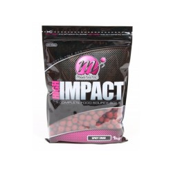 High Impact Boilies Banoffee 16mm, 1 kg