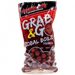 GRAB&GO GLOBAL TIGERNUT 20mm 1kg