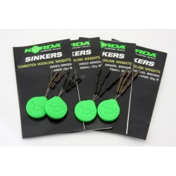 Sinkers Large Weedy Green