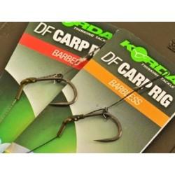 Korda N-Trap DF Carp Rigs Wide Gape X nr 2