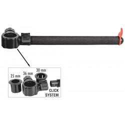 Uchwyt feeder Traper GST Click (Ø25/30/36mm - 20cm)
