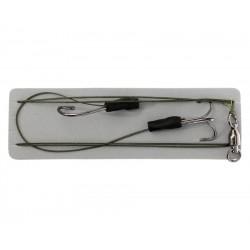 Przypon sumowy Flagman Cat Fish Rig Single & Trible Hooks 3/0 - 7/0